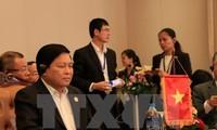 Pembukaan Konferensi Terbatas Menhan negara-negara ASEAN di Laos
