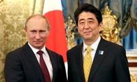 Pemimpin Rusia dan Jepang  melakukan perundingan tentang rencana kerjasama ekonomi