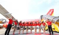 Maskapai Vietjet mengangkut 33 juta penumpang  selama 5 tahun ini