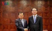 Hubungan Vietnam- Indonesia: Setahun setelah  masuk Komunitas ASEAN