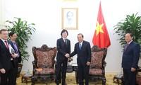 Memperkuat kerjasama tentang ilmu pengetahuan dan teknologi antara Vietnam dan Perancis