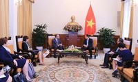 Kerajaan Belgia dan Vietnam ingin menaikkan hubungan dua negara menjadi Kemitraan  Strategis