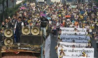 Таиланд: DSI предложил Угловному суду страны выдать ордер на арест лидеров демонстраций