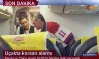 В Стамбуле арестован украинец, пытавшийся заставить экипаж самолета лететь в Сочи