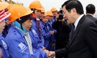 Вспомогательная промышленность содействует процессу индустриализации и модернизации страны