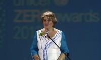 Вручена памятная медаль руководителю представительства ЮНИСЕФ во Вьетнаме