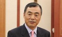 В Ханое вручена памятная медаль послу Китая во Вьетнаме