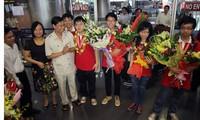 Вьетнамские школьники достигли больших успехов на 25-й международной Олимпиаде по биологии