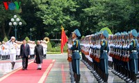 Президент Индии находится во Вьетнаме с государственным визитом