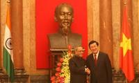 Развитие стратегических партнерских отношений между Вьетнамом и Индией