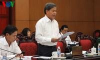 Министр природных ресурсов и экологии ответил на запросы членов ПК НС СРВ