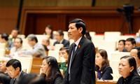 Вьетнамские депутаты обсуждают проект закона об устройстве местных властей