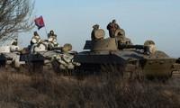 ДНР объявила о завершении отвода тяжёлых вооружений