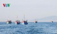 Рыболовецкая артель СРВ выразила протест КНР в связи с нападением на вьетнамские рыболовецкие суда