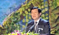 Продолжается всетороннее и комплексное обновление страны для международной интеграции