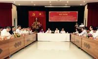 Во Вьетнаме продолжается активизация кампании «Учиться и работать по примеру Хо Ши Мина»