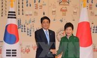 Японо-южнокорейские переговоры дали положительные результаты