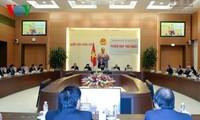В Ханое прошло первое заседание Национального избирательного совета
