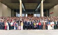 Нгуен Шинь Хунг встретился с участниками 2-го съезда молодых вьетнамских талантов