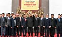 Премьер СРВ принял участие в церемонии введения в строй энергоблока №1 ГЭС «Лайтяу»