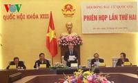 В Ханое прошло второе заседание Национального избирательного совета