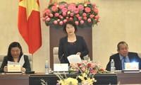 В Ханое прошло 4-е заседание Национального избирательного совета