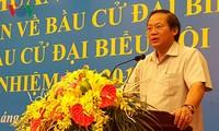 В Ханое прошел курс обучения навыкам пропаганды выборов