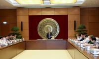 В Ханое прошло третье заседание подкомиcсии по безопасности Национального избирательного совета