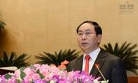 Мировые лидеры поздравили новое руководство Вьетнама с инаугурацией