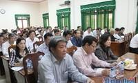 Во Вьетнаме осуществляется право на проведение предвыборной кампании