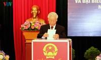 Во Вьетнаме прошли выборы в Национальное собрание страны и народные советы разных уровней