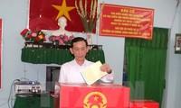 В провинциях и городах Вьетнама прошли дополнительные выборы