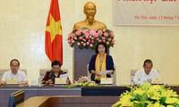 В Ханое прошло 7-е заседание Национального избирательного совета