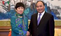 Нгуен Суан Фук: Необходимо сохранять и развивать вьетнамо-китайскую дружбу