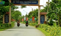 Строительство новой деревни в сочетании с реструктуризацией сельского хозяйства