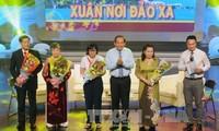 Чыонг Хоа Бинь принял участие во 2-й программе «Весна на далёких островах»