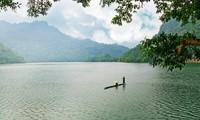 Красота озера Бабе