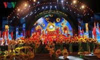 Нгуен Тхи Ким Нган приняла участие в праздновании 20-летия воссоздания провинции Камау