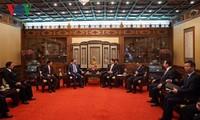 Сотрудничество в сфере безопасности играет важную роль во вьетнамо-китайских отношениях