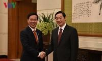 Сотрудничество СРВ и КНР - основа для взаимодействия в сфере пропаганды и политического воспитания