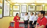 На Фукуоке прошла выставка карт и материалов, посвященных вьетнамским архипелагам Хоангша и Чыонгша