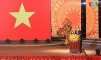 Чан Дай Куанг принял участие в праздновании 25-летия со дня реорганизации провинции Ниньбинь
