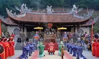 Проведена церемония поминовения государя-дракона Лаков – первопредка вьетов