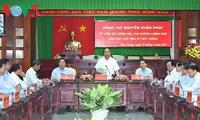 Провинция Шокчанг должна расширить площадь под высокоурожайный рис и фруктовые деревья
