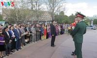 В разных странах мира отметили день рождения Хо Ши Мина