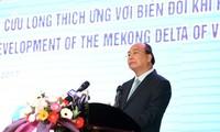 Премьер Вьетнама выдвинул меры по устойчивому развитию дельты реки Меконг