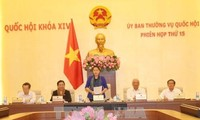 В Ханое начало свою работу 15-е заседание Постоянного комитета Нацсобрания Вьетнама