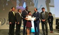 Письмо вьетнамской школьницы, завоевавшее первый приз на 45-м Международном конкурсе писем UPU