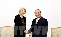 Премьер-министр Нгуен Суан Фук принял посла Дании во Вьетнаме