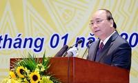 Нгуен Суан Фук принял участие в итоговой конференции Госбанка Вьетнама